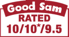 Good Sam Rated 10/10/9.5